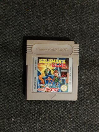 Solomon's Club Game Boy