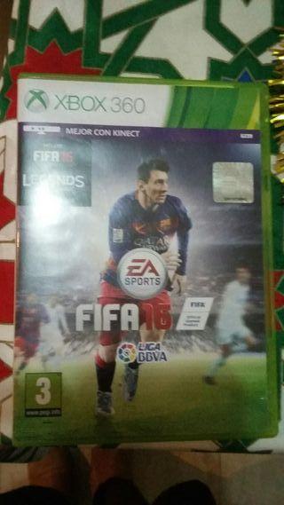 Xbox fifa 16