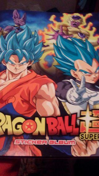 cromos dragon ball super