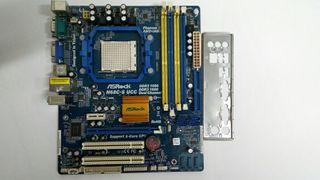 PLACA BASE ASROCK N68C-S UCC SOCKET AM2/AM2+/AM3