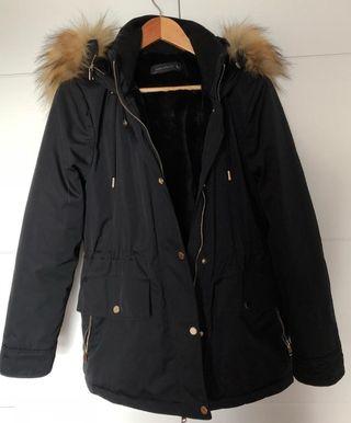 M mano segunda por mujer Zara 30 Abrigo de chaqueta vU1pSp
