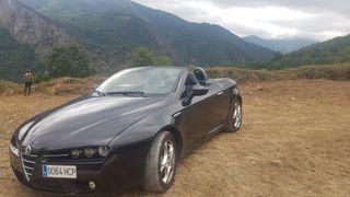 Alfa Romeo Spider 2011