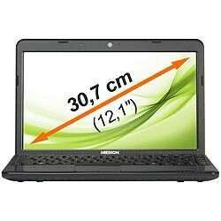 """ordenador portatil 12"""" Medion, con HDMI y Webcam"""