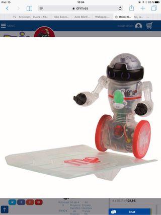 Robot coder Mip