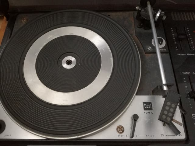 Equipo sonido SABA HiFi Studio 8730