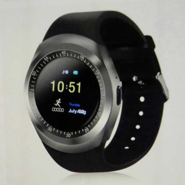 FIERRO Smartwatch curve one nuevos