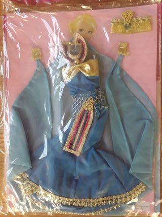 vestido barbie colección