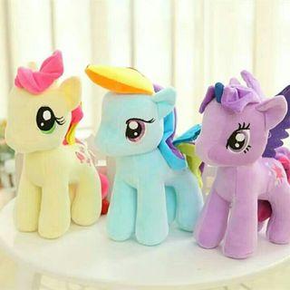 peluches my little pony