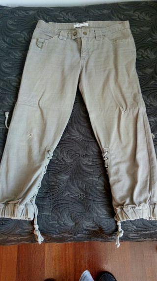 pantalon zara mujer