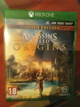 assasins credd origins Xbox one