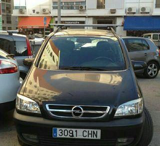 Opel Zafira 2003 - 7 plazas