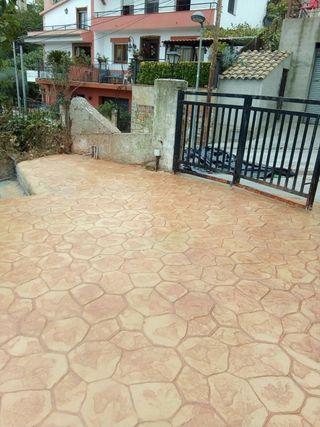 Pavimento hormig n impreso y pulido en rub en wallapop - Pavimento hormigon pulido ...