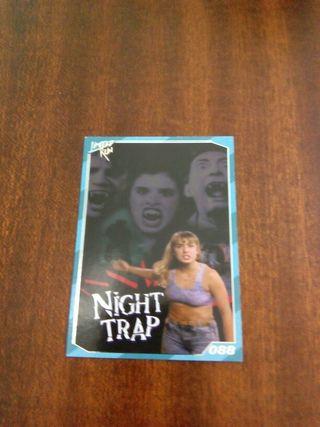 night trap tarjeta edición limited run