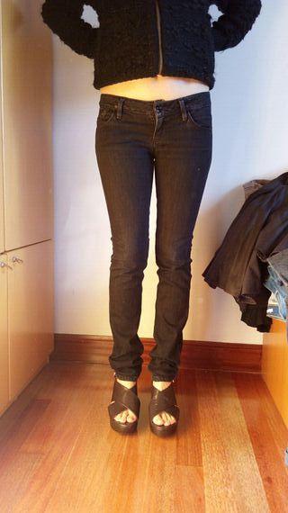 mango jeans mujer