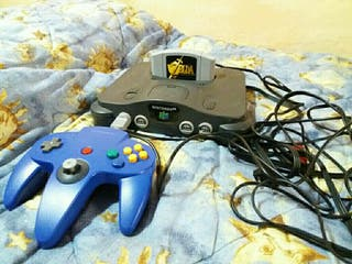 Nintendo 64 y Zelda