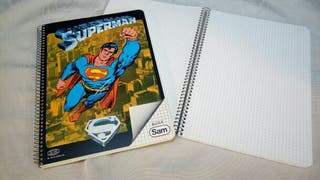 Cuadernos SAM, años 70, nuevos