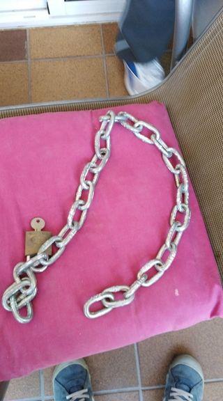 cadena y candado