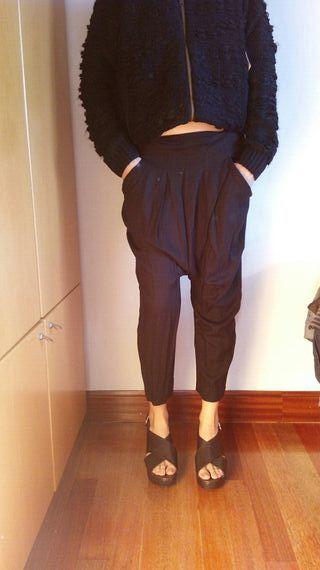 Pantalones zara mujer