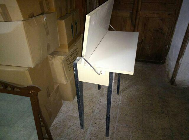 Mesa auxiliar cocina de segunda mano por 40 € en Albaida - wallapop
