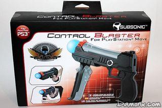 Ps3 pistola movimiento