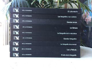 Enciclopedia salvat fotografia