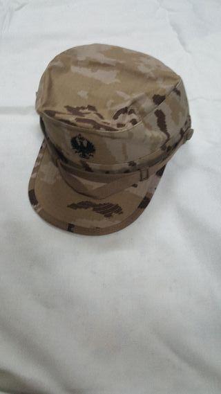 Gorra ejército