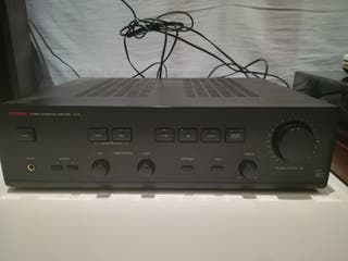 Amplificador Luxman A-312 REBAJADO