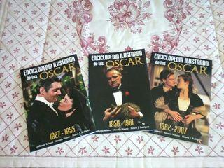 Enciclopedia ilustrada de los Oscar