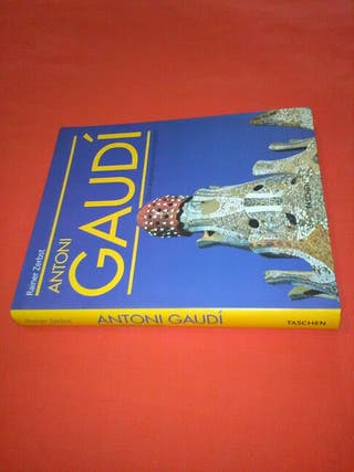 Libro Antoni Gauidí obra completa