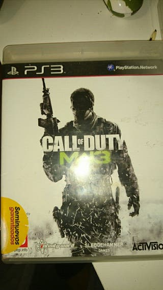 mw3 call of duty ps3