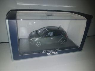 Peugeot 208 1:43 Norev