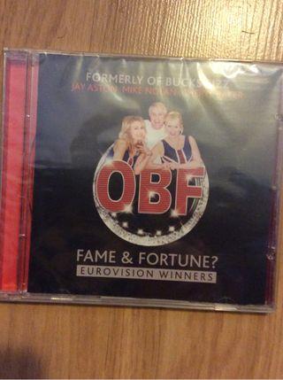 Bucks Fizz OBF CD