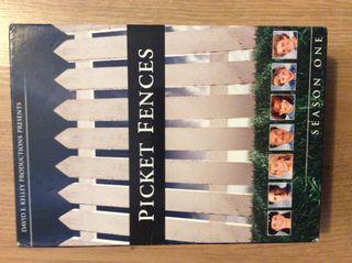 Picket fences DVD