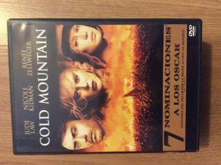 Cold mountain DVD