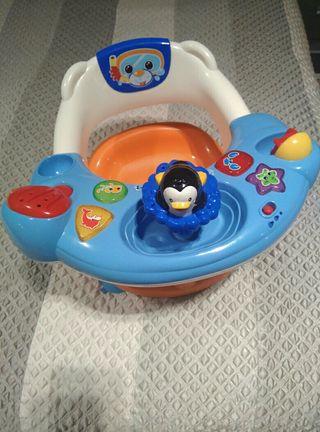 Silla de baño para niños