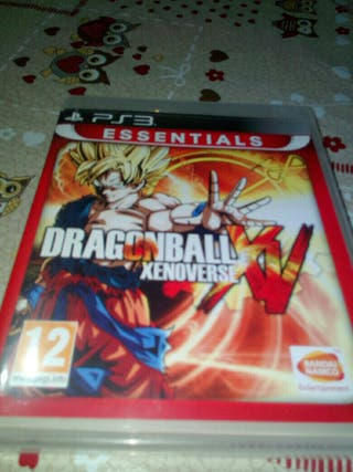 Ps3 dragón Ball xenoverse
