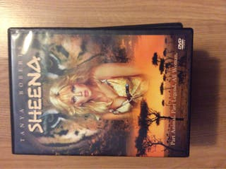 Sheena reina de la selva