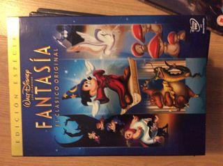 Fantasia DVD Disney
