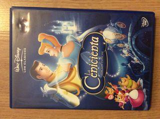 La cenicienta DVD Disney