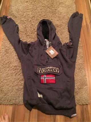 Norway Geographical sudadera
