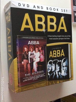 ABBA Caja libro DVD