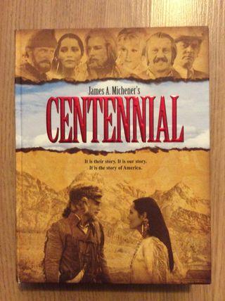 Centennial edicion USA DVD