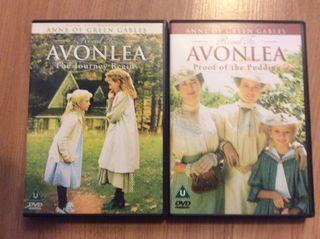 Road to Avonlea DVD