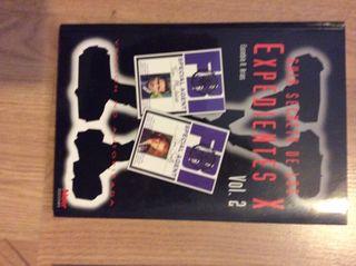 Libro Expediente X volumen 2