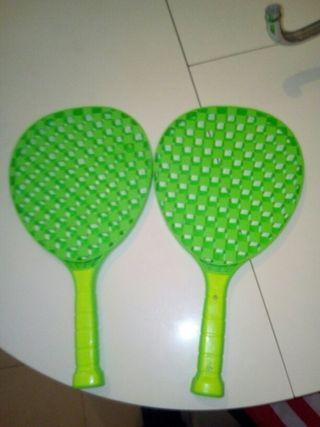 raquetas infantiles