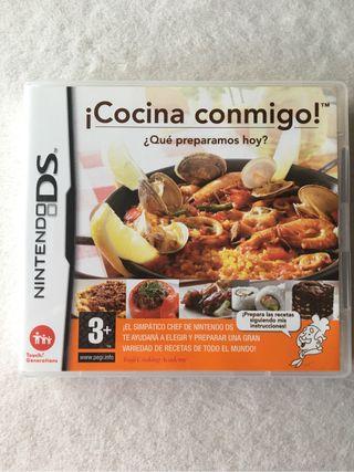 Cocina Conmigo (NDS) ...