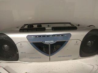 radio cassette Phillips