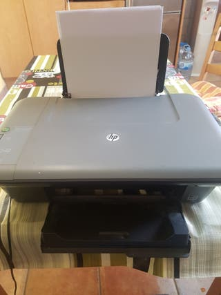 impresora hp sin tinta