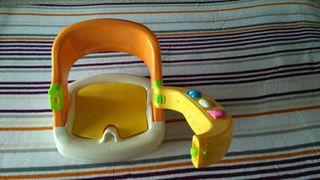 silla bebe de bañera