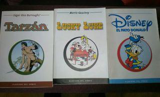 libros tipo comic